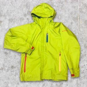 Columbia Kids' Rain Jacket (Unisex, Size 14/16)